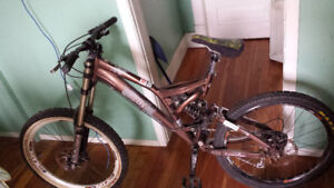 Fully rebuilt 2006 norco shore 2 for sale