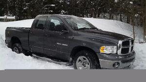 *SOLD* 2004 Dodge Power Ram 1500 S.L.T Quad Cab 4X4 Pickup Truck