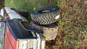 Mickey Thompson mtzp3 tires