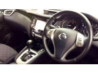 2014 Nissan Qashqai 1.2 DiG-T N-Tec Xtronic Automatic Petrol Hatchback