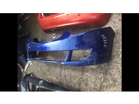 2011 Honda Accord type s front bumper genuine can post
