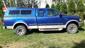 1997 Ford F-250 Pickup Truc