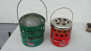 2 Coleman Heaters $40 each or Both $60