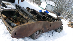 For sale 1968 Oldsmobile Cutless supreme soft top