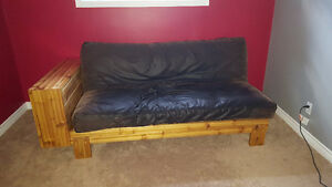 Moving - must sell !!Custom made Cedar Frame Couch