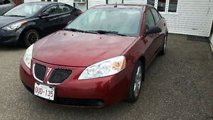 SOLD SOLD SOLD!!!   THANKS!!!   2008 Pontiac G6 SE Sedan