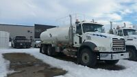 2006 Mack Water Truck in great condition