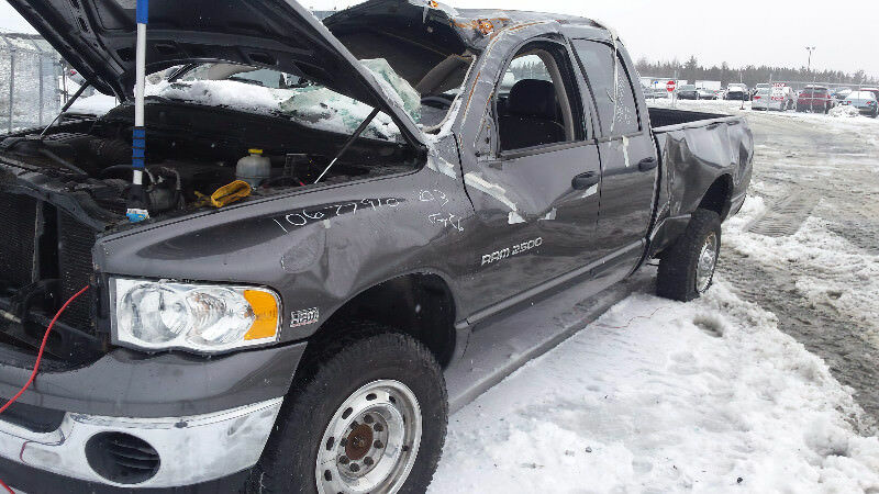 2003 Dodge Ram 2500 5 7 Hemi 5 Speed Manual Parting Out