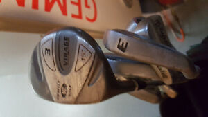 Used RH golf Club Set with Bag -- great for starters