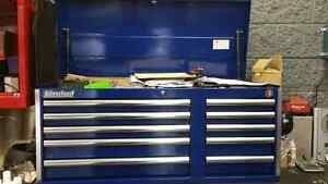 International top tool chest excellent condition