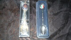 "VINTAGE STUNNING SOUVENIR COLLECTOR SPOONS 1 ""LIMOGES"" Kitchener / Waterloo Kitchener Area image 1"