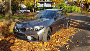 2018 BMW M2 Coupe (2 door)