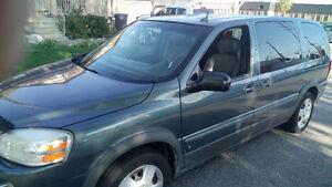 2007 Pontiac Montana SV6 Minivan ONLY $1750