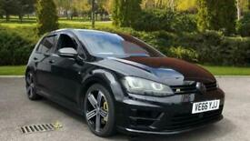 2016 Volkswagen Golf 2.0 TSI R DSG Automatic Petrol Hatchback