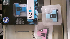 3 ink cartridges for printers all for $15!! Never opened!