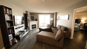 Spacious 2 bedroom/ 2 bath apartment in downtown Edmonton