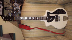 Airline Twin Tone Double Cutaway 1 of 24 built Négo!!!