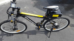 BRAND NEW Electric Mountain Bicycle