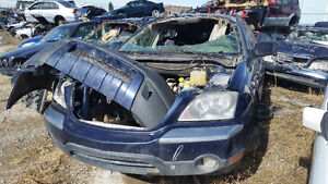 2006 CHRYSLER PACIFICA TOURING FOR PARTS