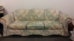 FREE couch, love seat and chair