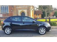 SEAT Ibiza 1.2 TDI CR S A/C 75PS 20 POUNDS PER YEAR TAX and 83MPG SAT NAV and FU
