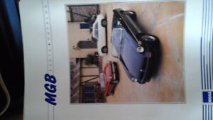 Many motorcycle and car repair manuals, some new
