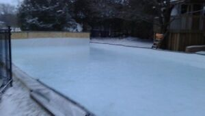 *** BACKYARD ICE RINK TARP- 30' BY 40' ***