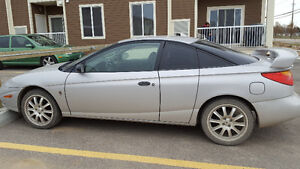2001 Saturn ION Coupe (2 door) Regina Regina Area image 1