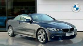 image for 2016 BMW 4 Series 428i Sport 2dr Auto [Professional Media] Petrol Convertible Co