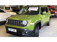 2017 Jeep Renegade SPECIAL EDITION 2.0 Multijet Manual Diesel Hatchback