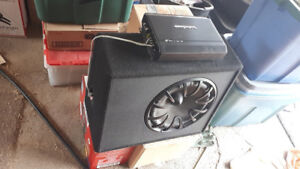 ROCKSFORD AMP WITH SUB ASKING 500 & OBO