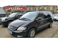 Chrysler Grand Voyager 3.3 Limited 5dr Auto FSH VGC 3 Owners Free Warranty