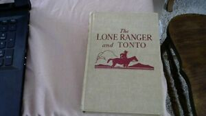 VINTAGE 1940 THE LONE RANGER AND TONTO