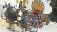 Horse and Carriage Lamp
