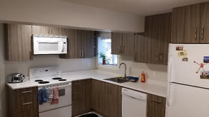 Room for Rent-renovated 2 bdrm bsmt suite-all incl.-veg friendly