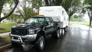 2004 Ford F250 Mechanics Special