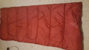 Insulated Water Repellant Sleeping Bag