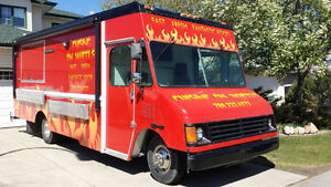 Successful Food Truck Business and Truck For Sale