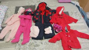6-12 month baby girl outdoor gear