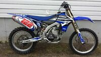 Yamaha YZ450F YZF 450 2011 fuel injection 157.57$ per month