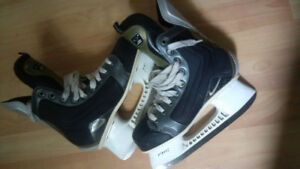 Hockey Skates - two pairs size 4.5D and 5.5D