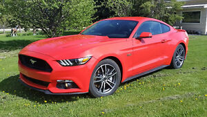 2015 Ford Mustang GT Coupe (2 door)  [UNDER  100km]