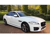 2016 Jaguar XF 2.0d (180) R-Sport 4dr Auto AW Automatic Diesel Saloon