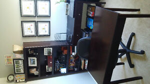 Office 3 piece plus free chair