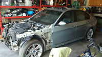 Parting out 2008 BMW E90 M3 Sedan - Salvage parts