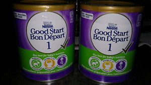 2 cans of good start