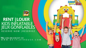 inflatable games play house 100$
