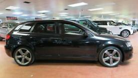 2011 AUDI A3 2.0 TDI 170 Quattro Black Edition Sat Nav Full Leather BT 4WD