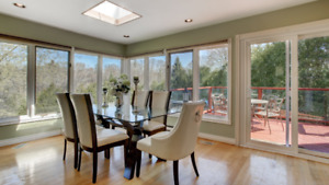 Beautiful house in Bayview village for rent