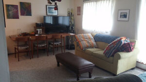 Furnished Apartment May 1 - August 31
